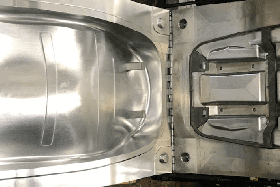 Rojac Polyurethane Foam Moulding