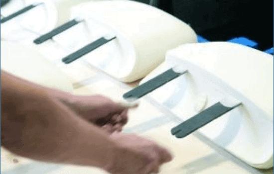 Production Foam Moulding Rojac Urethane